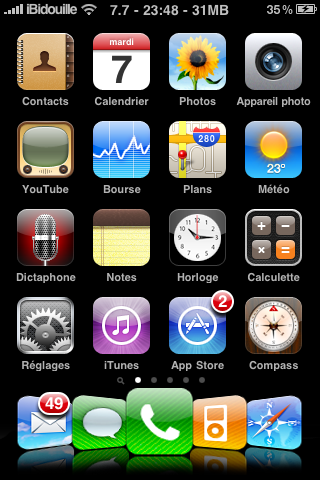 SMS Themes Cydia http://iphonebidouille.wordpress.com/2009/07/11/dockflow-3-0-disponible-sur-cydia/